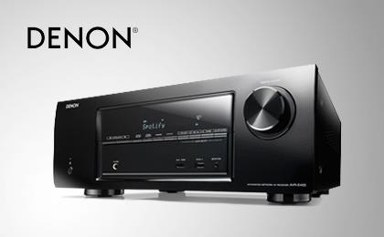 Exceptional A V Receiver Performance.  Versatile and uncompromising AV Surround Receivers equipped with Denon's high-end technology and experience.  Meeting the needs of home theater enthusiasts and beginners alike.  Now with Denon HEOS technology for easy to use and easy to setup multi room audio.  The Denon AV Receiver line up is quite a formidable one, with options ranging from Budget 5.1 channel receivers to High End audiophile grade 9.2.2 receivers.  Contact us at Viewtech Hyderabad for a quote today!!!