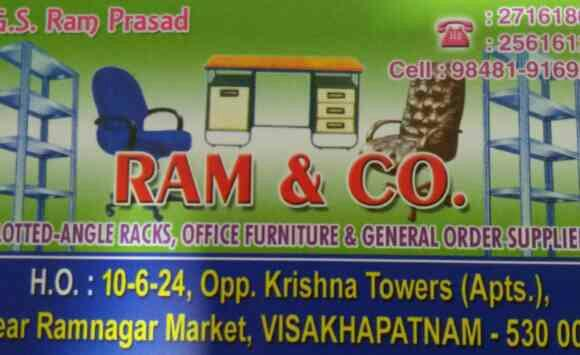 Office Furniture suppliers in Visakhapatnam