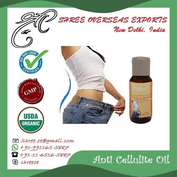 Anti Cellulite Oil  (Sli
