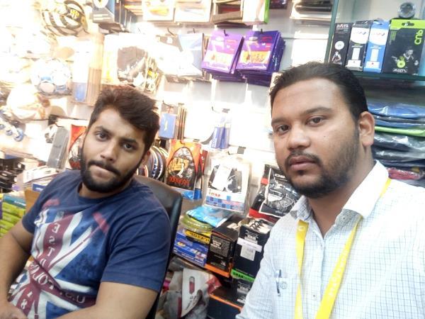 Best sports equipment dealers in raipur