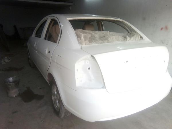 A complete solution for car painting service