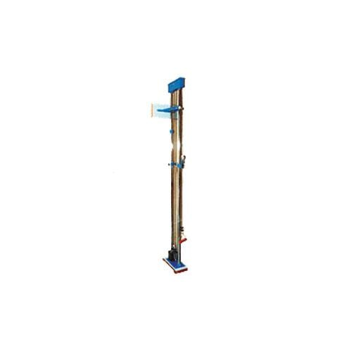 The stainless steel frame of Arm Chest Exerciser LCS 391 is chrome plated tubular construction. It is mounted on a wooden platform, which is fitted with wall bracket at the top. Our customer can avail this equipment with adjustable swivel pulley blocks. On it a set of locking weight gets attached to a handle with the assistance of nylon rope.