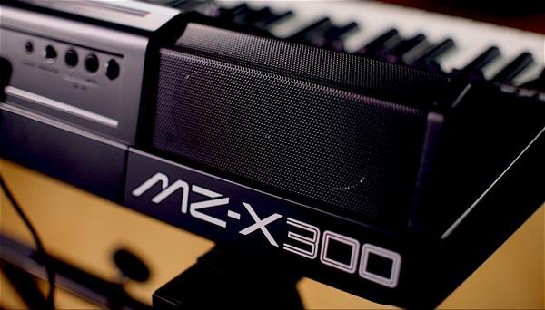 Casio MZ-X300 Music