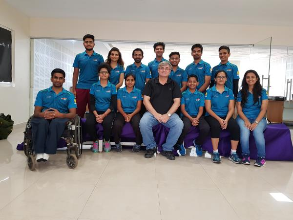 Project LEAP  LEAP is a unique multi phased project designed for Indian shooters to facilitate improved performance at National & International Level. The project will help the selected shooters to take a leap in various parameters of performance i.e. Technical, Physical & Mental aspects of the sport The core objective of the program is to improve the performance of the Shooters. The program will specifically delve into the details of the various performance attributes involved for a sustained high level performance of the Shooters. LEAP is expected to inspire shooters to understand the virtue of pre-eminence and become part of a culture of striving for excellence.  Selection Shooters from the Junior and Youth Category who have participated in the Nationals and qualified for Selection Trials were considered for the programme; however, shooters with a proven track record and recommendation by coaches were also being given an opportunity to be part of the selection process.  The selection process was done after stages of screening and assessment through various Metacognative, Neurocognitive, Physical tests and two back to back matches. A combination of results from the tests and the scores in the matches formed the basis of the selection of the final shooters for the project.  A team of 12 rifle shooters and 10 Pistol shooters got selected through the robust selection process for the program for the first year. This is an ongoing programme till 2024 and weeding out and further selection is to be carried out on an annual basis as per assessments and evaluations.   Training  Selected participants will undergo a specially designed coaching curriculum under the International coaches, mental and physical trainers with five separate camps conducted for the Rifle and Pistol Shooters separately for duration of 12 days each. These camps focus will be on specific improvement areas like Technique, Body Balance & Position, Endurance & Stress, as well as competition preparation. In between the camps, shooters would return to their respective GFG home ranges and follow the program given by the foreign coaches under the mentorship of the senior coaches in the team and monitored via GFG software and Athlete Monitoring System. Dietary supervision will also be carried out and shooters will be educated about diet chart and well informed choices will be suggested as per individual life style. A Performance Manager is to oversee the progress of the shooters as well as the project in entirety.  The programme will also initiate self-monitoring aspect educating shooters plan career/long term sport options, increased knowledge on hydration and nutrition, focus on preparation for different environments, refine injury prevention, rest  and recovery strategies, promote ongoing personal development and focus on integration of sport, career and life goals addressing economic and independence issues by developing integrated support network/structure. The monitoring process reflected in this project involves the assessment of implementation of six core capacities Mental strength Endurance Score Physical fitness Up-gradation and fine tuning of the technical skills Physiological aspects