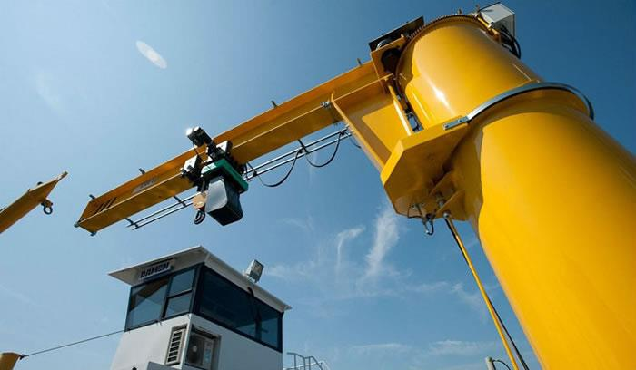 Jib Crane Manufacturers in vasai Tio Top crane is one of the Best crane in vasai  call us to know more or visit  https://tiptopcranes.nowfloats.com/