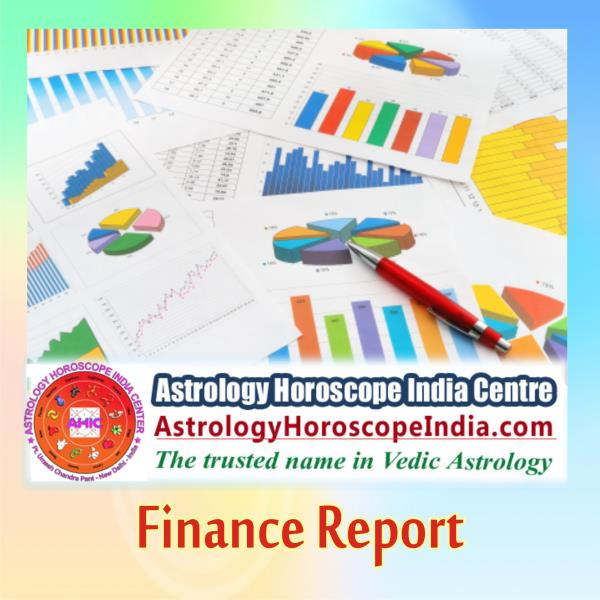 K Puram Delhi India:We have the astrological narrative for your financial report prepared in a way that you get detailed guidance for every aspect of your financial activity, with suggestions how to get along with your financial life without encountering any risk. Get it now. https://www.instamojo.com/PavitraJyotish/finance-report/?ref=store#FinanceHoroscope