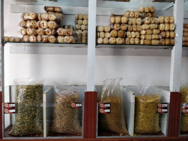 All varieties of Namkeens, Biscuits & Sweets With Quality & Great Taste.