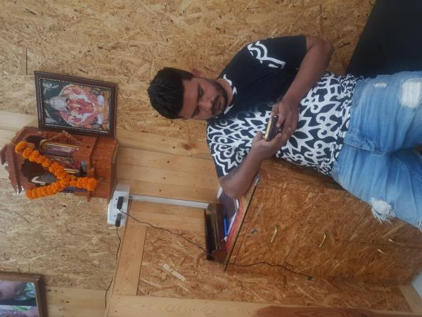 We have the best artist in North goa