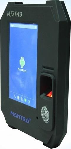 We are the supplier for latest model of Aadhar Enabmed Biometric Attendnace System in Delhi, this mode is STQC certified, UIDAI Certified and contains battery backup with proximity or access cards reader. Attendance marking process is getting smarter with common biometric attednance machine with aadhar serevr registration and authentication. These machines provide complete attendnace based on AAdhaar Sever with wi-fi & gprs interface.   SPECIFICATIONS for COMMON BIOMETRIC ATTENDANCE SYSTEM (AADHAAR BASED) STQC Certified single finger-print biometric device for AADHAR Authentication and extractor software / SDK. Enable to support to various RFID readers like proximity reader or Mi-fare Reader Data Retention. No Data loss in case of power failure . Online/Offline software makes individual operation easy to manage Inbuilt battery backup to ensure 99.9% uptime Compatible with state of the art time track, Bio-pay software 1:1 or 1: N Fingerprint Matching Functions API/SDK for Window (7.0 and above) platform Plug & Play with any Window (7.0 and above) without need of any additional license Integrated USB 2.0 type connectivity Inbuilt Connector Cables to allow connection of the device to Micro USB and Standard USB Ports .