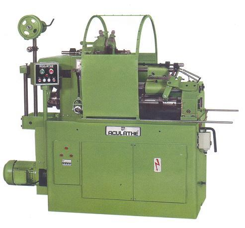 Single Spindle Automatic