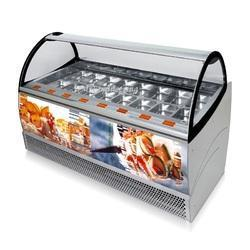 Gelato Display Counter Manufacturer, Supplier, Exporter in Sakinaka, Mumbai, Maharashtra, India.  Our company has established itself as a leading manufacturer and supplier of superior quality Gelato Display in the market at present. These are made available to the customers at industry leading rates and as per the set industry standards. These give an option to showcase the ice-cream in the best way possible owing to their clearly defined sections, supreme transparency and 2D as well as 3D display.  For More information please visit us:- http://www.smenggwork.com