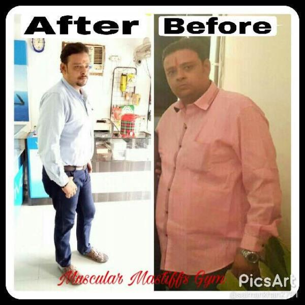 Amazing transformation of Muscular Mastiffs member Mr.Aman Varshney