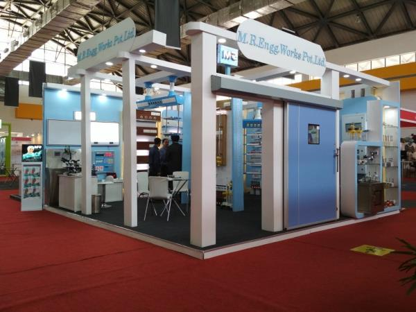 exhibition stand design and fabrication hyderabad