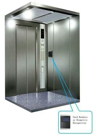 If Searching for Elevator Smart Card Access Control System, know about technology for better solution for ease of implementation and use. Smart card readers are installed near lift operating or calling buttons to control the lifts for elevators for limited use. This system enables to use card or fingerprint for authentication and verification to grant access to lifts elevators door.