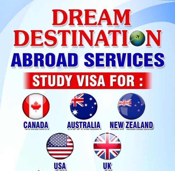 STUDY IN CANADA, AUS