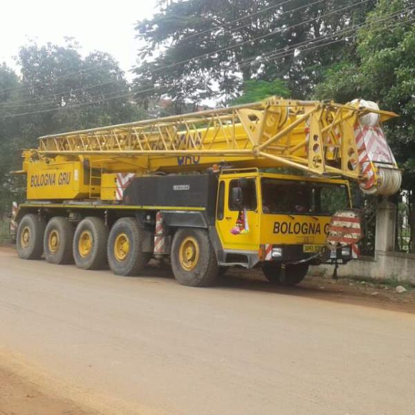 Welcome to M R CRANE SERVICES, Complete Solution For Any Kind Of Crane Rental Services. We Hire Cranes Which Can Lift up to the 200 tons of Weight. lifting (up to 40 floors)  25 ton 45 ton 50 ton 60 ton 80 ton 100 ton 120 ton 160 ton 200 ton 265 ton 300 ton 400 ton 500 ton Cranes are available,  You Can Easily Access Our Reliable Crane Services From Any Where Across the Bangalore, Karnataka, and South India,   We Have Cranes Equipped With Special Spreader Bars to handle any special need your hoisting assignment requires. chain pulley works, shipment heavy machinery, loading & unloading, factor shifting installation, and dismantle-shed. We have a fleet of the most powerful and heavy cranes, hydraulic Cranes, Mobile Cranes, telescopic cranes, mechanical cranes, crawler cranes, truck mounted cranes, hydras cranes, Escort Cranes, forklifts, lattice boom truck cranes, excavator, Boom Truck Cranes, Boom Lift Cranes, Escalators Trailers & Trolleys, For all types of hoisting construction erections, lifting (up to 40 floors) 8 tons to 500 tons crane are Available. The Offered Crane Rental Services Are Renowned Among Our Clients For Their Hassle-Free Management, Budgeted Prices And Easy Payment Options.