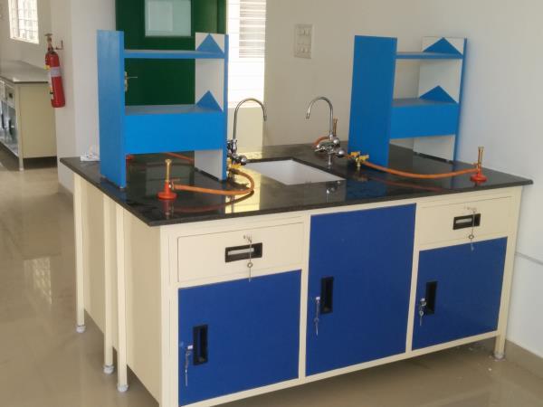 Lab set up We do all lab