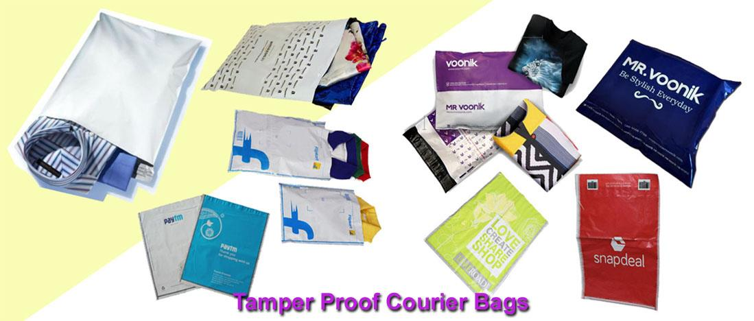 Easy to use, lightweight, tear proof and excellent barrier protection..  A very demanding product in ecommerce packaging and online packaging.... tamper proof courier bags, online bags...  At Arihant Packaging we provide tamper proof bags, courier bags, online bags of different sizes, with and without pod jacket and courier bag of different brands....   Plain & printed courier bag, flipkart courier bag, amazon courier bag, bubble lined courier bag, ... and all others under one roof, with quantity discounts & best prices.... fast shipping with timely deliveries...  Superior quality packaging solutions provider Arihant Packaging... from Jaipur, Rajasthan, India