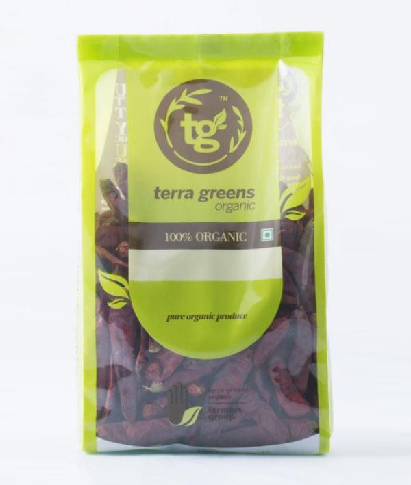 Terra Greens Organic Red