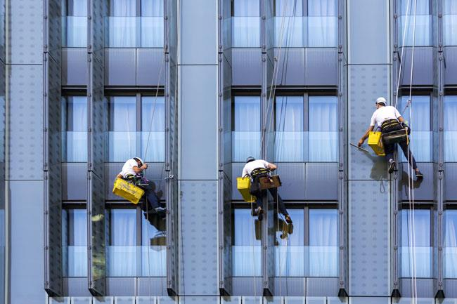 The first component of a personal fall arrest system is the Safety Harness worn by workers while performing the job at heights  Ø  The Safety harness is an important component of personal fall arrest systems – keeping workers suspended upri - by Safety Bazar, New Delhi