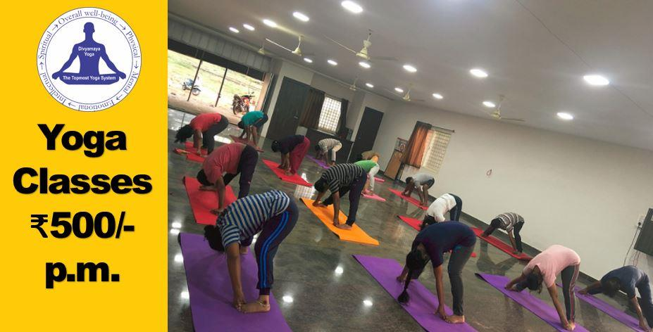 Yoga Classes:  Join the monthly yoga, meditation, pranayama classes at just Rs.500/- at Divyamaya Yoga, Bangalore.  (Tags: Yoga Classes for All,  Power Yoga Classes,  Yoga Classes For Ladies,  Yoga Classes At Home For Women,  Hot Yoga Classes,  Fitness Training At Home,  Iyengar Yoga Classes,  Yoga Classes For Pregnant Women,  Power Yoga Classes At Home,  Fitness Centres For Ladies,  Yoga Classes For Children,  Yoga Meditation Classes,  Yoga Classes At Home For Men,  Yoga Classes For Men,  Power Yoga For Ladies At Home,  Yoga Classes For Corporate,  Power Yoga Classes For Gents,  Yoga Classes For Parkinsons Disease,  Yoga Classes For Aged,  Power Yoga Classes For Ladies,  Physiyoga Classes At Home,  Yoga Classes For Heart Problem At Home,  Yoga Classes For Asthma At Home,  Yoga Obesity Classes At Home)
