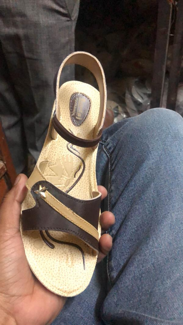 Manufacturer of ladies footwear in Delhi N.C.R