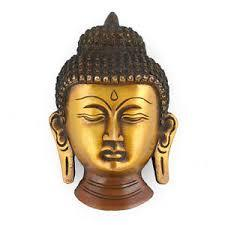 antique finished home decor budhdha statue