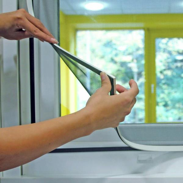 Mosquito net for windows in Chennai  We hold our expertise in offering excellent range of Mosquito Netting which is facilitated with mosquito roller screen. This helps in protecting 100% mosquitoes and simultaneously enhances the aesthetic look of windows. Our range is widely valued for its elegant design for window and door system with fascinating features. This netting provides effective solution to block out the malaria causing mosquitoes.