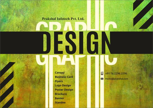 Prakshal IT Academy is pleased to announce its new division in Graphic Designing. Creative Solution for your business; the perfect graphic design solutions are right here. For more details call us on 7622962296.