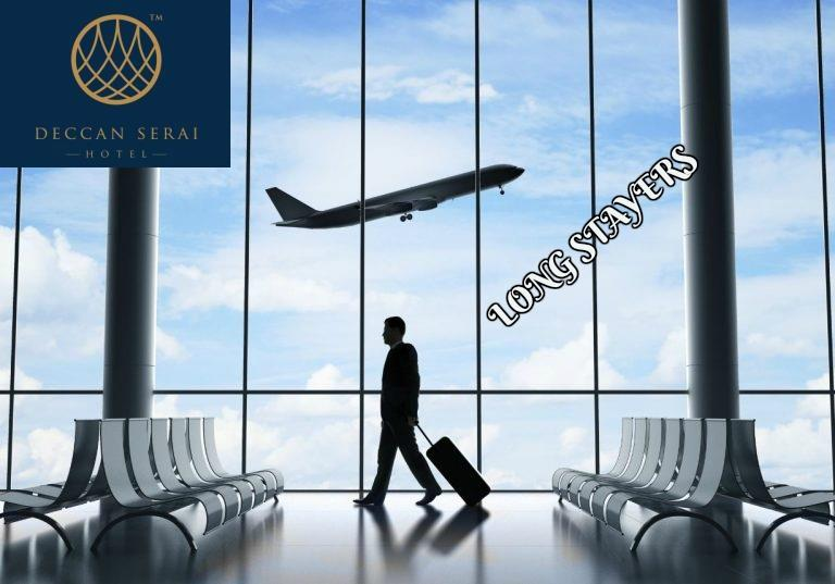 Visiting Hyderabad for business or leisure trip : Stay with us and get 15%off on F & B and lot more benefits , Complementary breakfast and wifi internet , much more for our long stay guests  Don't miss the exciting deals www.deccanserai.com or +91 9704298989   Hotels in madhapur , Best budget hotels in Hyderabad , Centrally located , Raheja mind space , financial district , corporate stay , business travellers , group bookings