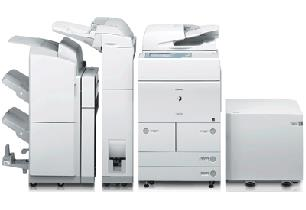 Digital Photocopier/ Digital Multifunction/ Copier / Copy Machine:  Photocopiers were once single-function devices. Now, enterprise-grade photocopiers are usually networked and perform multiple functions. They are available in desktop or free-standing models. For home and small business use, photocopying is often bundled with scanning, printing and faxing capabilities in a multi-function peripheral (MFP) device.