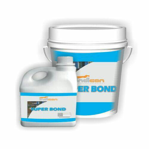 Hack aid plast is milky white colored emulsion. It is used to produce bonding slurry by mixing super bond with cement and polymer modified mortar
