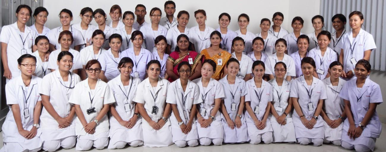 B.Sc. Nursing is a 4-year undergraduate program , the eligibility criteria for that is the successful of completion of 10+2 stage of exam in Physics, Chemistry and Biology. B.Sc. Nursing admission is primarily based on front checks held among April-June, carried out with the aid of respective. The course is register under and is controlled by Indian Nursing Council Those Aspirant seeks to going in this field , they can join Our Academy for gaining best knowledge to crack B.Sc. Nursing Entrance exam 2018. The minimum age for admission shall be 17 years on 31st December of the year in which admission is sought.  Minimum education:10+2 class passed with Science (PCB) & English Core/English Elective with aggregate of 45% marks from recognized board under AISSCE/CBSE/ICSE/SSCE/HSCE or other equivalent Board, Student shall be medically fit, Student shall be admitted once in a year.   The course prepares the students methodically for premier B.Sc. Nursing colleges of the country i.e. AIIMS, GMCH32, MNS, PGI, CMC & PPMET, PGIMS, HPU etc. The time spent here is utilized judiciously to give intensive coaching of the entire B.Sc. Nursing syllabus : (i) Life Sciences (Botany and Zoology) (ii) Physical Sciences (Physics and Chemistry) (iii) General Ability (English and General Knowledge). Comprehensive study manual comprising of synopsis, notes and assignments on the latest pattern is provided. Students are introduced to and equipped with the latest of result oriented techniques along with shortcut methodology. Outsized prominence is given on Mock Tests TOP B.SC NURSING COLLEGES IN INDIA AIIMS B.Sc Nursing - Delhi MNS B.Sc Nursing - India PGIMER- Chandigarh GMCH32 -Chandigarh BFUHS  -Faridkot PGIMS -Rohtak  HPU – Shimla