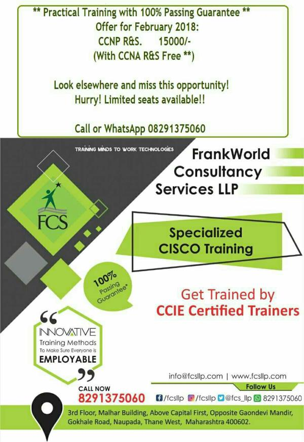 Question Assessment Frankworld Consultancy Services Llp In Thane