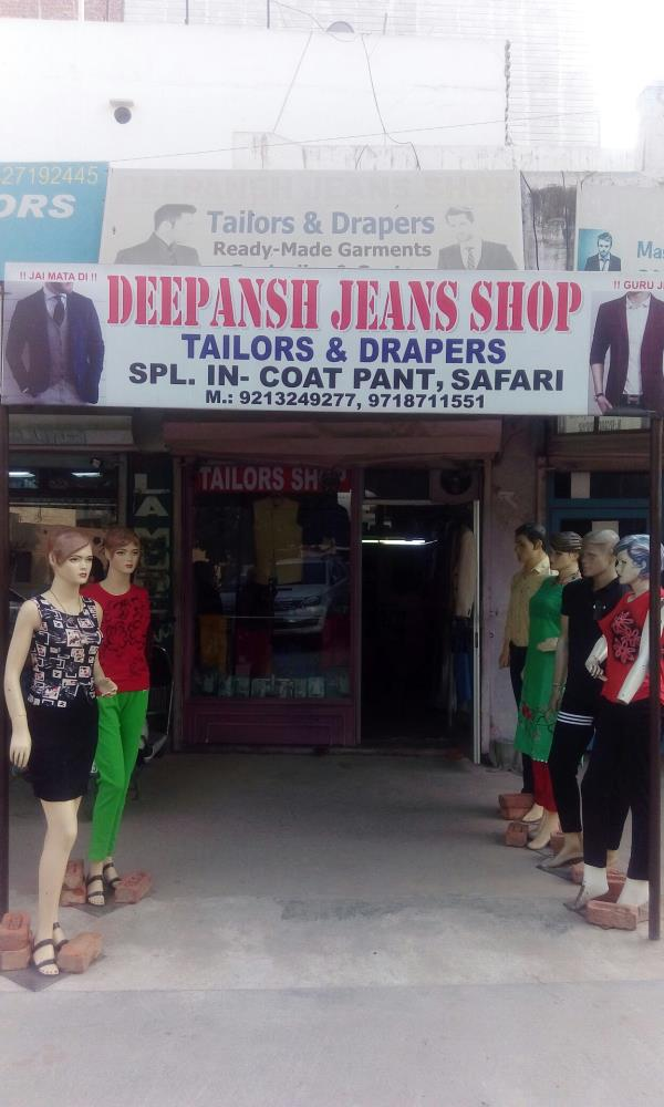 Readymade garments for gents & ladies Tailors & Drapers Also