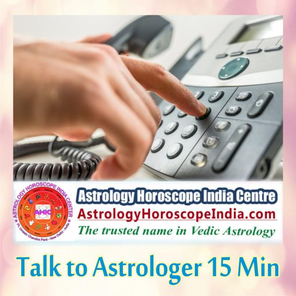 Delhi India:Talk to our astrologer for 15 minutes and get the appropriate answer to your questions related to astrology affecting any aspect of your life. Satisfied consultation is provided to help you get the most positive results. Talk to our astrologer today and see the benefit for yourself. Book your telephonic consultation now. http://astrologyhoroscopeindia.com/talk-to-an-astrologer-15-min/p98#PhoneConsultation