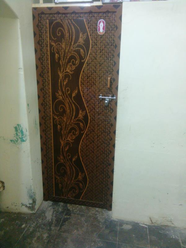 Pvc door wir completed at vallalar mandram in sirkazhi
