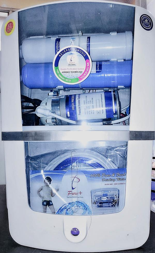 New model Puro plus ro systems  Ro + TDS + PH level control  New technology  Auto on/ off Low pressure control