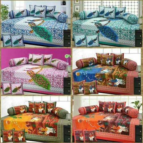 Bedsheet King Size Wholesale Trader of Bedsheet King Size - Designer Bedsheet King Size, Printed Bed Bedsheet , Fancy Bed Bedsheet and Fashionable Bed Bedsheet offered by Raheja Textiles, Mumbai, Maharashtra.
