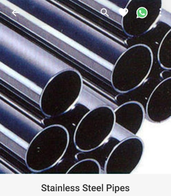 Balaji steel enterprises  headquartered in Kolkata, a leading trader, stockiest and supplier of stainless Steel materials, has been engaged into this business since its good start in 2013 and still now is doing extremely well keeping pace with the changing dynamics of business. Our business network and distribution channel is widespread and effective in all major parts of Kolkata and abroad.  Wide array of spectacular products encompass: Rounds, Rectangular Bars, Discs, Forging stainless steel pipe , stainless steel staircase railing, stainless steel railing fattings maiterel , all taipes  Steels and general wholesaler suppliers.  The company has earned long term name and fame in steel market for uninterrupted and on-time delivery through decades. We can ensure 100% quality management for customers and clients. All  Steel  maiterel Packing is done under completely air and water-tight conditions, so that no rust could get on them.  Since its initiation in stainless steel trading in 2013 , Balaji  Steel enterprises  has been one of the leading stockiest and suppliers of stainless Steel materials. Now it stands out as one of India's major steel  traders and pride of Kolkata. This is due to our sheer dedication, close proximity with quality analyst, multi-disciplinary workforce and good team effort- we have come under the global radar. Our cordial relationship with vendors, domestic dealers, business associates and clients- has enabled us to build an intact business chain to provide our client top notch quality stainless Steel products on time. Our on-time delivery against ordered consignment has helped to attain us strong clientele and we do bag India's major infrastructural projects to supply required Iron and Steel Products for them. We have provided for Highway Bridge, nuclear plant, power plant NHAI, defense and also for Railways, sea ports. Airport matro railway .  As our quest has been has been to provide premium quality of products on time, we cater to like mind