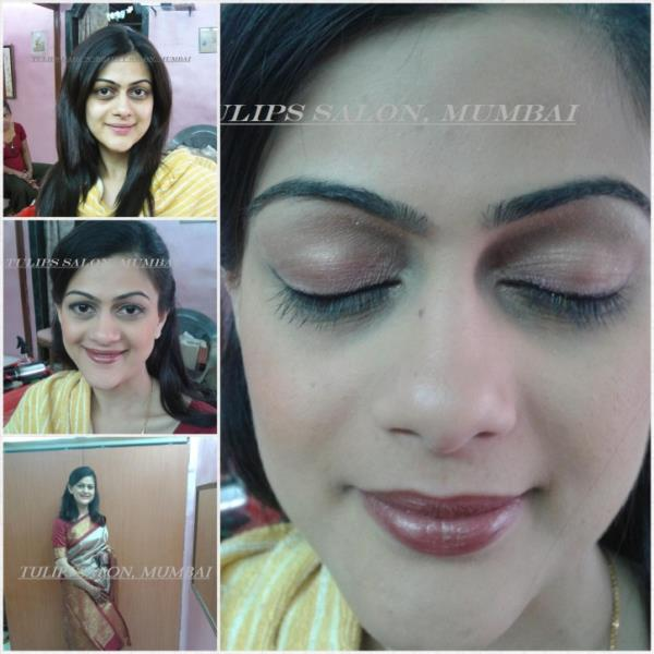 Day makeup & style