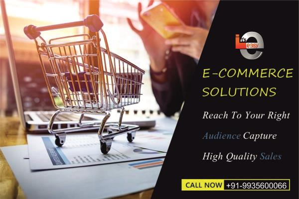 With an E-Commerce site, potential and loyal customers can reach you from anywhere, at anytime. E-Commerce Solutions - Reach To Your Right Audience    #ItsEasy #Solutions #IT #Company #Digital #Marketing #Lucknow #Delhi #India #Ecommerce #Audience #Reach #EcommerceSolutions #EcommerceWebsiteDevelopment #Ecommerce #B2BMarketing #B2CMarketing #Marketingstrategy #eCommerceWebsite #EcommerceBusiness #EcommerceTips #EcommerceSolutions #EcommerceServices#EcommerceWebsiteDevelopment