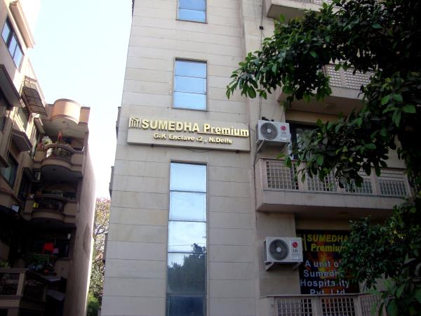 Hotel SUMEDHA Premium , Greater Kailash Enclave - 2 , New Delhi.