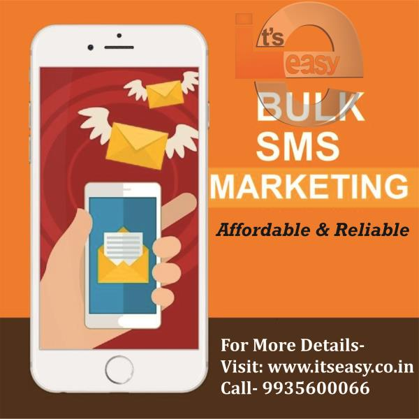 Start Bulk SMS marketing service with best bulk SMS provider - ItsEasy Solutions and manage your valuable Clients and grow your business exponentially.  Feel free to Call- 9935600066 | Visit- www.itseasy.co.in   #bulksms #bulksmsservice #bulksmsmarketing #bulksmsprovider smpp #api #smsmarketing #bestbulksmsprovider #SMSMarketing #SMSGateway #SMSSolutions #SMS_Service_Provider_in_Lucknow  SMS_Service_Provider_in_Delhi #TransactionalMessage #PromotionalMessage  #AffordableRates #BestForYourBusiness