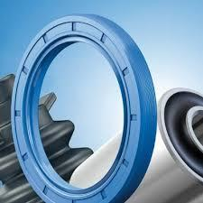 Simrit BABSL Pressure-resistant type for use without back-up ring in pressurised units such as hydraulic pumps and motors as well as hydrodynamic couplings. With additional dust lip to protect against exterior soiling  Freudenberg Sealing Technology -Simrit Cfw Babsl Viton , Babsl Nbr Used preferably in pressurised units  Advantages when sealing low viscosity and gaseous media