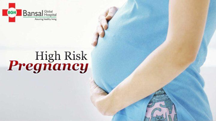Factors leading to High risk pregnancies  Logically speaking, mostly all pregnancies and deliveries are potentially at risk but there are certain categories where there is increased risk of mortality and complications related to mother, foetus, and neonate.  These pregnancies are increasing in developing countries due to improper nutrition and less awareness about female related reproductive problems and poor health care services. Pregnancy related problems can arise in following cases:  Maternal age  Pregnancy below the age of 20 or above 35 years is considered to be at risk. Pregnancies before the age of 20 can be fatal as woman is not able to cope with the stress related to pregnancy. Keeping this in view, Dr. Bimla Bansal discourages women to conceive before the age of 20.  After age of 30, woman undergoes several changes and de-conditioning of body so there is a high morbidity related to it. High blood loss, still birth and foetal malposition is common in such pregnancies. 20-29 is considered to be most suitable age for conceiving however, some amount of risk is always there.  Anaemia  If the pregnant female is suffering from anaemia, the mother and the foetus are in a state of jeopardy. There are chances of morbidities like low birth weight of baby and mortality rate of mother and foetus is high in such cases.  It is important to get you iron levels checked if you are planning to have a baby. Your gynaecologist will prescribe adequate iron supplementation, if required.  Multiple births  There is an increased risk of complications with women carrying more than one baby. Most of such babies are born preterm or premature. These babies may need to be kept under observation and many a times kept under life support.  Dr. Bimla Bansal, who have efficiently handles hundreds of such cases in her medical career, finds these to be the most complicated of pregnancies, even though normal in today's age.  Thyroid disorders  Mother with thyroid disorder is at high risk of ha