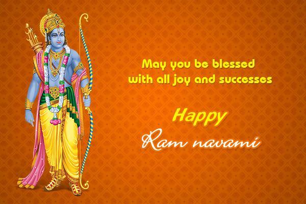 Happy Ram Navami  Ram Navami W