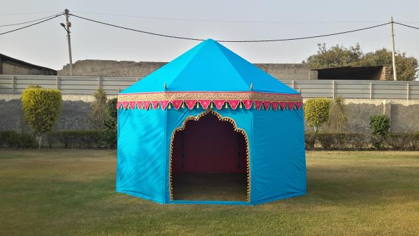 Wedding Tents for Sale  We are Manufacturers and Exporters of Party Tents, Wedding Tents, Arabian Theme Tents and Royal Tents. All our Tents are Water Repellent and Rot Resistant, that will last longer and are more durable. You can customize the Tent colors with us.