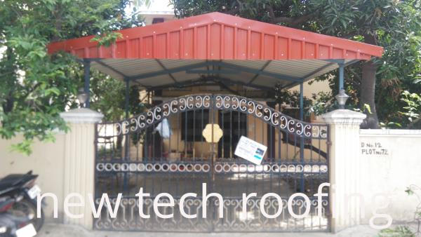 Roofing Contractors In Chennai we are working in new tech roofing  for give customers to high quality, best service and customer satisfaction.