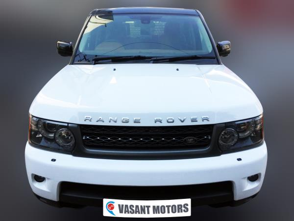 RANGE ROVER SPORT 3LT (FUJI WHITE COLOR, DIESEL), 2010 model done only 53, 000km in absolute mint condition. For further info call 7569696666